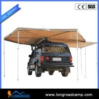 Buy quality Offroad waterproof canvas awning at wholesale prices