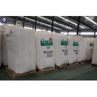Buy cheap Flexible Container Big FIBC Bulk Bags PP Plastic Packaging Bags 1000kgs Loading Weight product