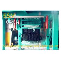 Buy cheap 8 mm  5000t/ year Copper Rod Continuous Casting Machine with plc control product