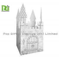 Buy cheap Cardboard Ink Printing DIY Corrugated Cardboard Toys With Special Shape from wholesalers