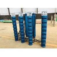 Buy cheap Electric Submersible Borehole Deep Well Pumps 100hp 75kw 160m3/H 105m product