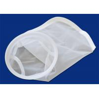 Buy cheap OEM Design 80 Mesh 18*410mm Nylon Filter Bag For Liquid Paint And Coatings product