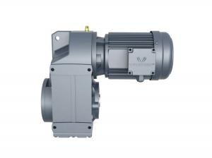 Buy cheap Reduction Ratio 1:75 Parallel Shaft Helical Gear Motor product