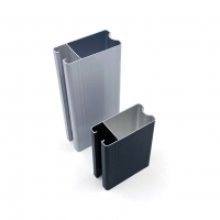Buy cheap Powder Coated Standard Aluminum Extrusion Profiles T3-T8 Corrosion resistance from wholesalers