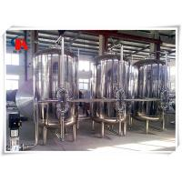 Buy cheap Online Monitor Reverse Osmosis System , Plc Control Water Treatment Machine product