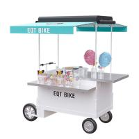 Buy cheap Pedal / Electric Street Vendor Cart User Friendly Easy Mobile Business product
