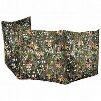 Buy cheap Die Cut 3D Leafy Hunting Ground Blinds 4 Adjustable Telescoping Poles Camo product