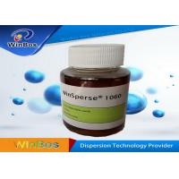 Buy cheap Wetting And Dispersing Agent For Ceramic Inkjet Printing Ink Color Paste product