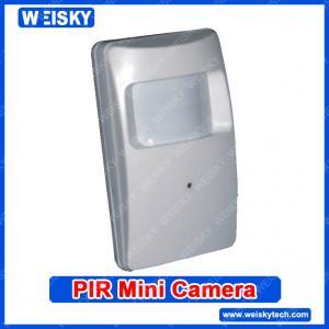 Buy cheap Sony 600TVL PIR Plastic Mini Camera from wholesalers