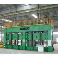 Buy cheap Fully Automatic  Four Pillar Hydraulic Press For Automotive Grider Power Saving product