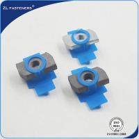 Buy cheap Carbon Steel SS304 Spring Strut Channel Nuts Customized Sizes Acceptable product