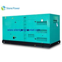 Buy cheap 50HZ / 1500rpm Water Cooled Diesel Generator , Super Silent Diesel Generator from wholesalers