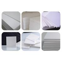 China 4x8 15mm Expanded Foam Sheet , Cabinets Use White Foam Board Customized on sale
