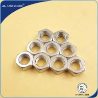 Buy cheap Nuts Bolts Fasteners Carbon Steel / Stainless Steel Hex Nut OEM Available product