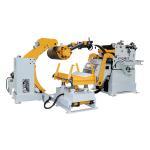 Buy cheap RUIHUI MAC4-800F Steel Stock Decoiler Straightener Feeder 3 in 1 Machine product