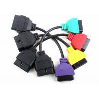 Buy cheap for FIAT ECU Scan Adaptors OBD Diagnostic Cable Four Colors from wholesalers