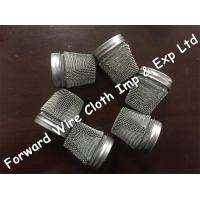 "SS304 Stainless Steel Wire Mesh Filter  14*0.018"" Can be customized Manufactures"