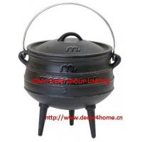 Buy quality Potjie Pots / Cauldron Pots at wholesale prices