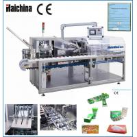 Buy quality Pharmaceutical Automatic Cartoning Machine / Horizontal Packaging Equipment at wholesale prices
