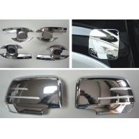 Buy cheap ISUZU D-MAX Body Decoration Parts Chromed Handle Inserts and Side Mirror Covers from wholesalers