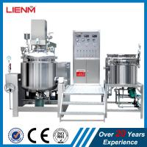Buy cheap CE Certification Cosmetics Vacuum Emulsifying Mixer, Cream Homogeneous Mixer Emulsifying Machine product