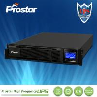 Buy cheap Prostar Single Phase UPS Rack 3kva PHR1103 with LCD Display product