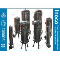 Buy cheap BOCIN SS 304 / SS 316 Industrial Cartridge Filters Dust Collector For Air Filtration CE product