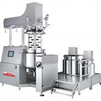Buy cheap Lotion Making Machine, Cosmetic Cream Manufacturing Machine, Ointment Processing Machine product