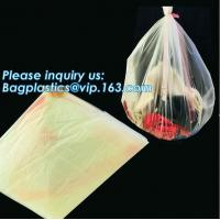 Buy cheap PVA Water Soluble Laundry Bag Infectious Waste Plastic Biodegradable bags, hot water soluble laundry bag, bagease, pac product