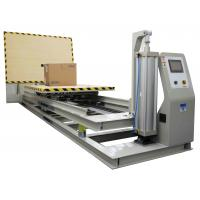 200kg Load Package Carton Incline Impact Testing Machine for sale