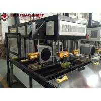 Buy cheap 15Kw 315mm Plastic Pipe Belling Machine With PLC product