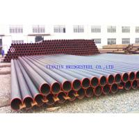 Buy cheap ASTM A106 ASTM A53 Hot Rolled Seamless Steel Pipe for Water, Gas Delivery product