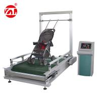 Buy cheap 220V 50Hz Handle Fatigue Testing Machine For Baby Stroller Canvas Rubber Convey Belt Available product