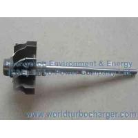 Buy quality HX30 Turbo Shaft And wheels at wholesale prices
