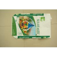 Buy cheap Biodegrable Plastic Packaging PP Woven Bags Flexo Printing For Flour Rice Sugar from wholesalers