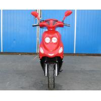 Buy cheap 50CC scooter 65-70km/h hand Brake operation air cooled CDI ignition from wholesalers