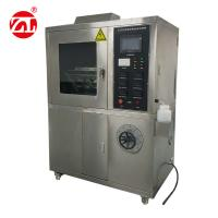 Buy cheap IEC 60587 6000V High Voltage Stainless steel Tracking Index Universal Test Machine product