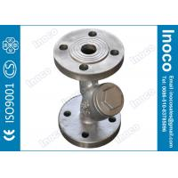 Buy cheap BOCIN SS Screen Flange Y Strainer Filter Gas Steam Purification High Strength product