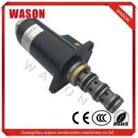 Buy cheap 111-9916 E320B/C/D CAT Replacement Parts , Hydraulic Flow Control Valve Yellow from wholesalers