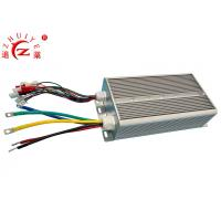 Buy cheap High Efficiency Electric Vehicle Controller DC 48 / 60V 1500W With Compact Design product