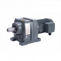 Buy cheap Foot Mounted Helical Gear Motor product