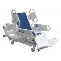 Buy cheap 8 Positions Hospital Electric Beds ICU Room Bed Mattress And CPR Control ALS - from wholesalers