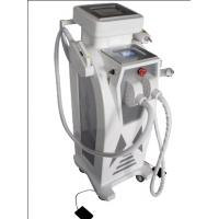 Buy cheap 1064nm SHR Painless Laser Hair Removal Machine Vertical Multi Language 220V product