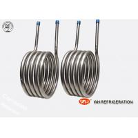 Buy cheap Anti-Corrision Titanium Wort Chiller Evaporator Coil Refrigeration Parts,Beer Condenser Coil product