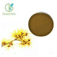 Buy cheap 100% Pure Natural Witch Hazel Extract Powder / Hamamelis Virginiana Extract from wholesalers