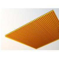 Buy cheap Heat Insulation Polycarbonate Roofing Sheets For Commercial Buildings product