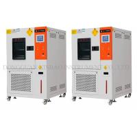 Buy cheap SUS 304 SS Climate Control Chamber , Environmental Growth Chambers XB-OTS-800 product