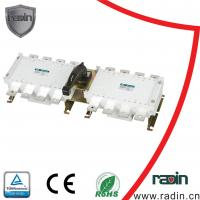 Buy cheap Changover Manual Power Transfer Switch Load Isolator MTS 2000 - 3150A 50Hz product