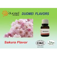 Buy cheap Bright Sweet Fruit Taste Sakura Flavor Soft Drink Concentrate For Drink product