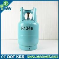 China Disposable cylinder package Mixed refrigerant R134A on sale